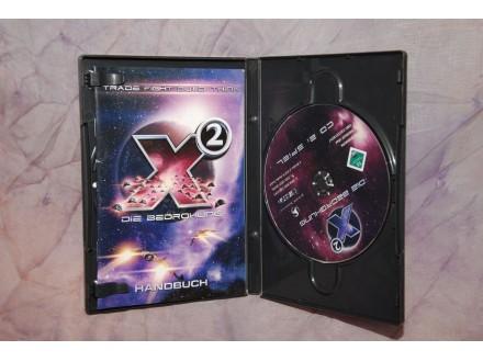 X2 DIE BEDROHUNG I grica za kompjuter
