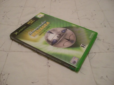 XBOX igrica - Championship Manager 02/03