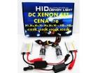 XENON SET H1 DC;4300k,5000k,6000k,8000k,1000k