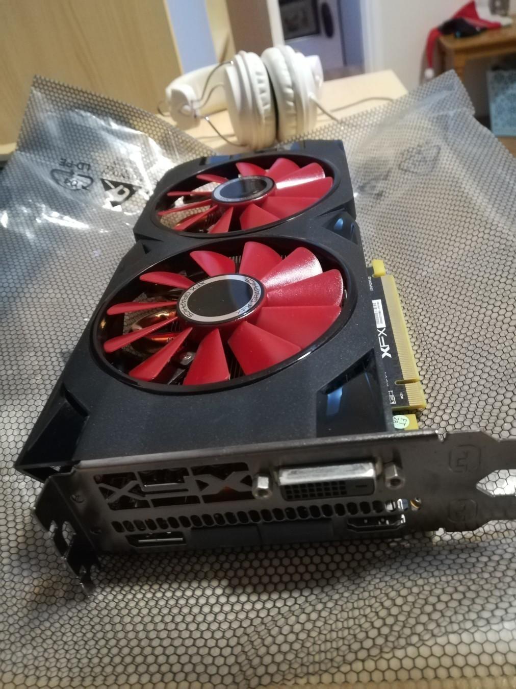 XFX RX 570 4gb ddr5,256bit - Kupindo.com (54811911)