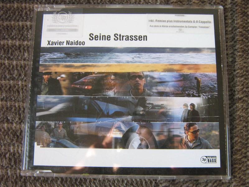 Xavier Naidoo - Seine Strassen