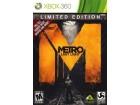 Xbox 360 igra - Metro Last Light - Limited Edition
