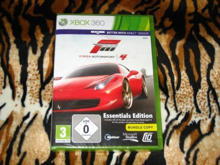 Xbox360 Igra Forza Motorsport 4