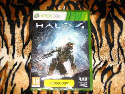 Xbox360 Igra Halo 4