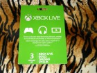 Xbox360 Live Gold 3 Month