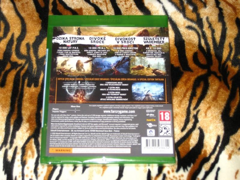 XboxOne Igra Far Cry Primal Special Edition
