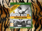XboxOne Igra Sniper Elite 3 Afrika Ultimate Edition