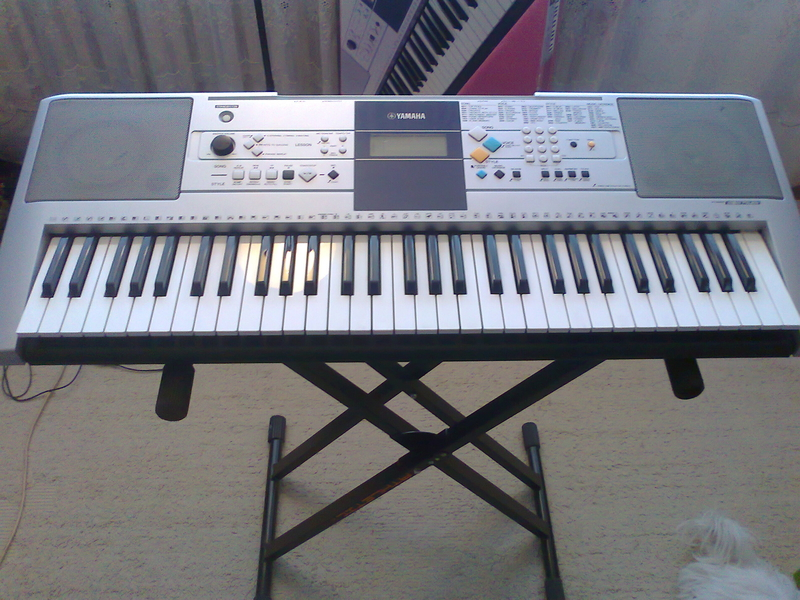 yamaha psr e323 klavijatura 23021551. Black Bedroom Furniture Sets. Home Design Ideas