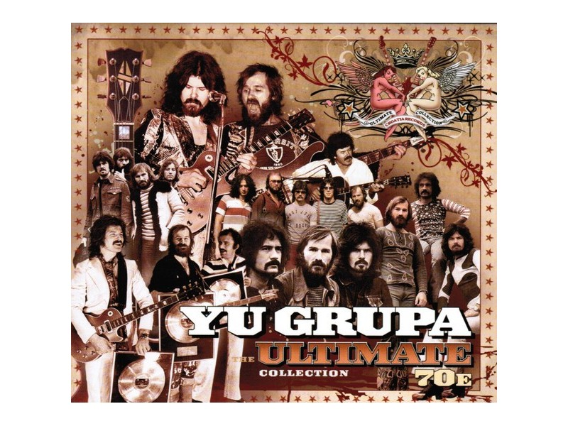 YU Grupa ‎– The Ultimate Collection 70e 2xCD