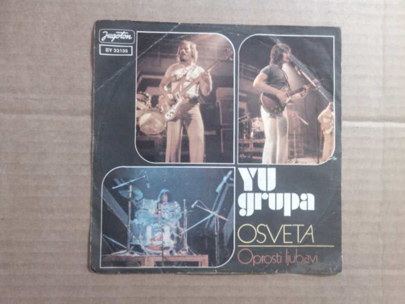 YU Grupa - Osveta  / Oprosti Ljubavi