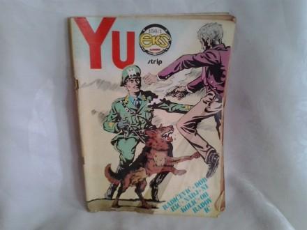 YU strip EKS 156/1