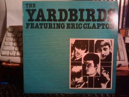 Yardbirds, The, Eric Clapton - The Yardbirds Featuring Eric Clapton