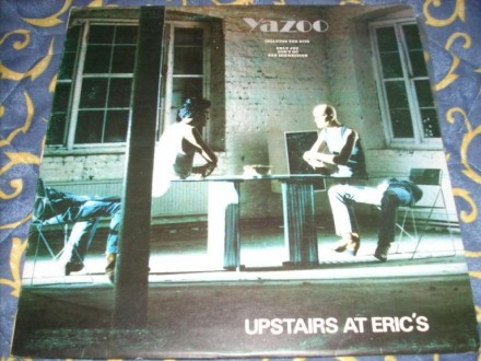 Yazoo-Upstairs At Eric`s LP
