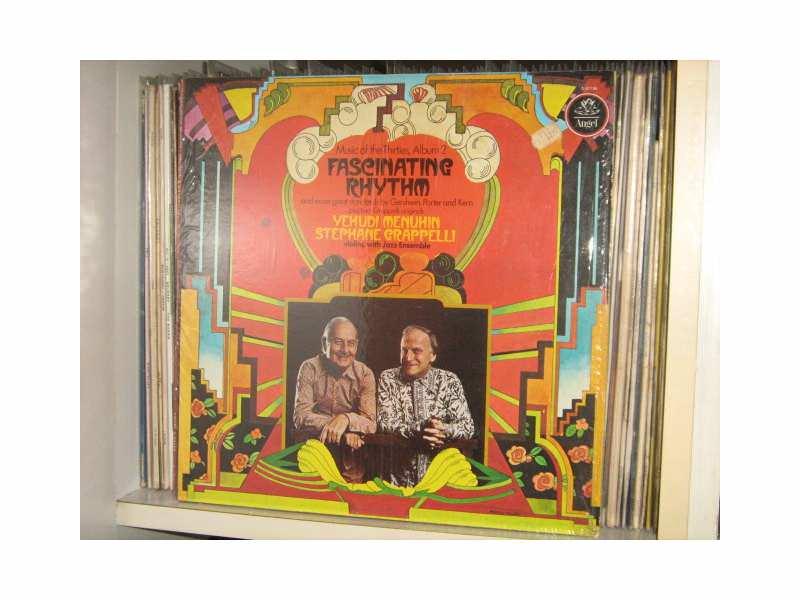 Yehudi Menuhin, Stéphane Grappelli - Fascinating Rhythm Music Of The Thirties Album 2
