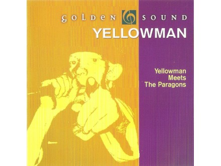 Yellowman / The Paragons ‎– Yellowman Meets The Paragon