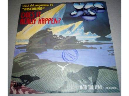 Yes ‎– Does It Really Happen?