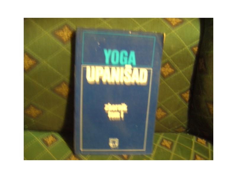 Yoga, Upanišad, zbornik 1 joga