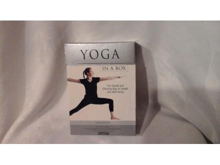 Yoga in a box Stelal Weller  Joga