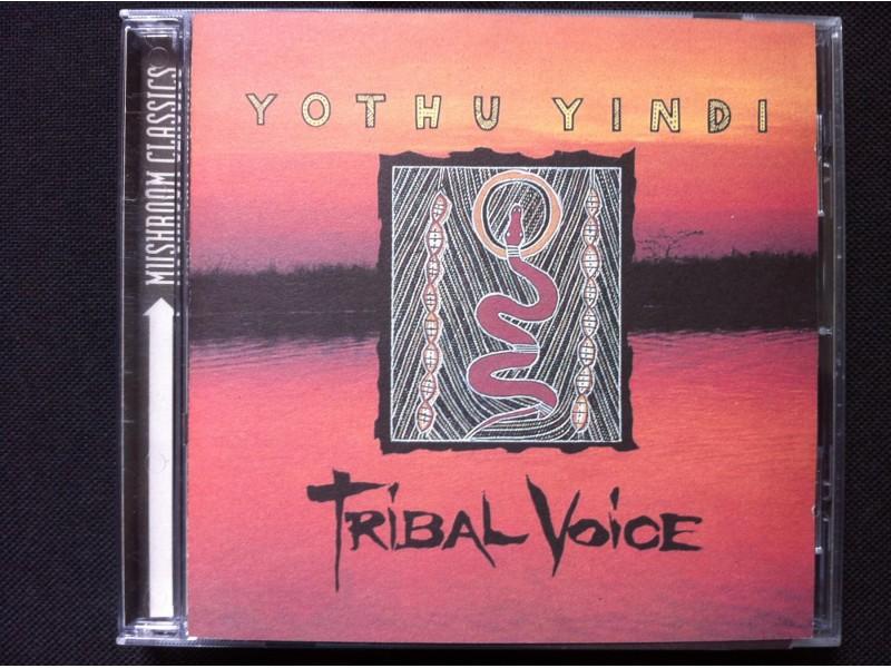 Yothu Yindi - TRIBAL VOICE