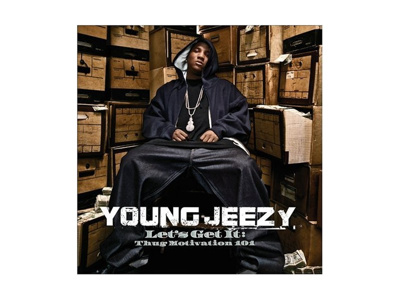 Young Jeezy - Let`s Get It: Thug Motivation 101