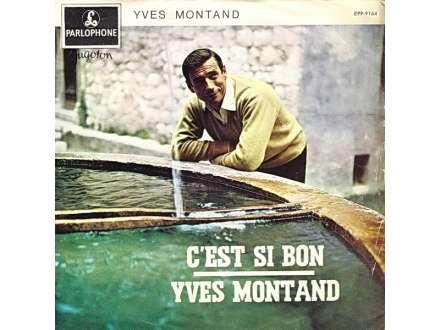 Yves Montand - C`est Si Bon