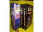 ZADUŽBINA KOMPLET 5 KNJIGA Isak Asimov NOVO U KUTIJAMA