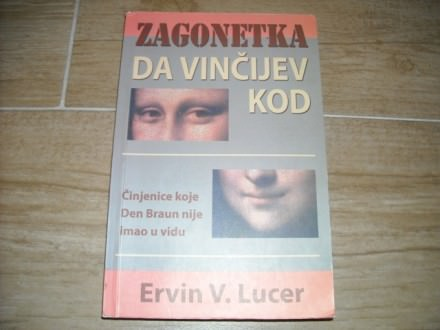 ZAGONETKA DA VINCIJEV KOD  ERVIN V.LUCER