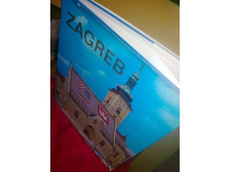 ZAGREB- Monografija