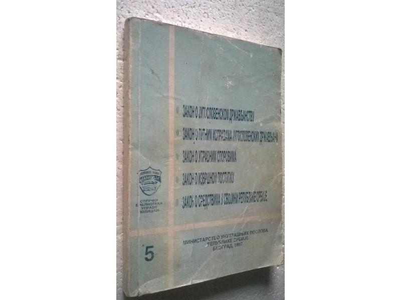 zakon o jugoslovenskom drzavljanstvu putnim ispravama kupindo