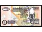 ZAMBIJA 100 kvača (2006)  UNC