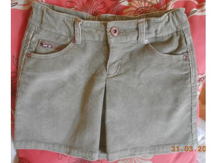 ZARA mini suknja 11-12 god.