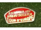 ZASTAVA 101-INA DELTA TLX TOUR D`EUROPE.