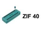 ZIF 40 - univerzalno IC podnozje