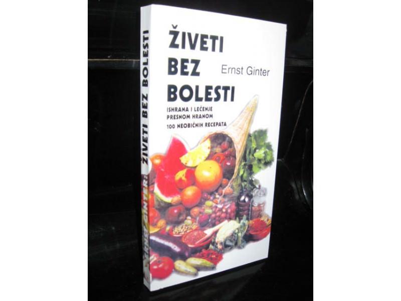 ZIVETI BEZ BOLESTI - GINTER