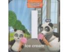 ŽIVOTINJSKO CARSTVO MAGNET slovo: I - Ice cream