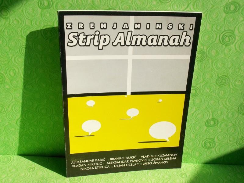 ZRENJANINSKI STRIP ALMANAH