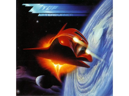 ZZ Top - Afterburner