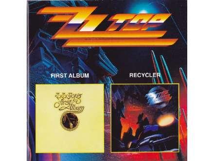 ZZ Top - First Album / Recycler