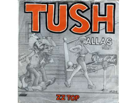 ZZ Top - Tush