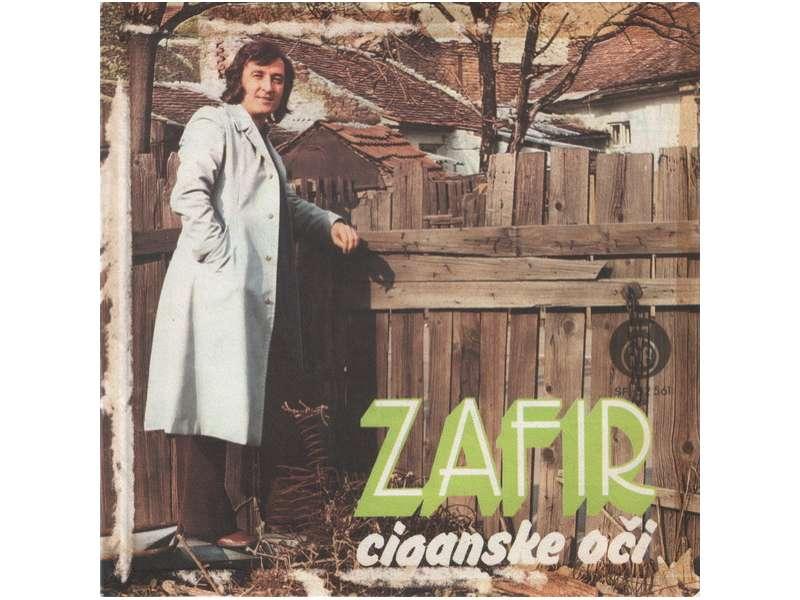 Zafir Hadžimanov - Ciganske Oči / Kako Vardar