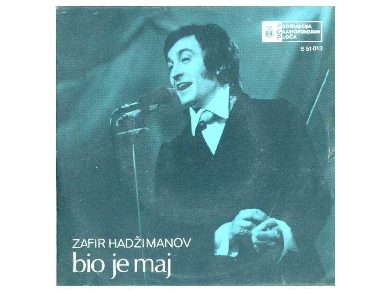 Zafir Hadžimanov, Slavko Perović - Bio Je Maj / Trideset Puta