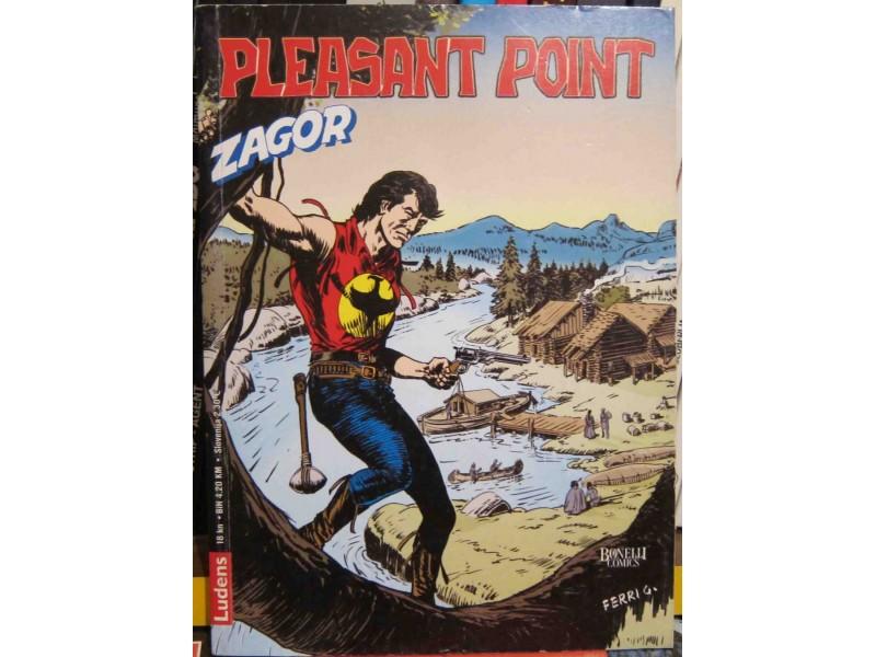 Zagor 203  - Pleasant point