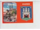 Zagreb 2 - od Vardara do Triglava SAMOLEPLJIVA