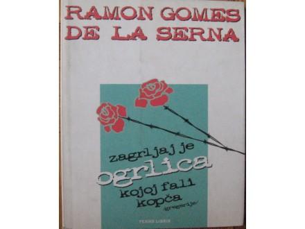 Zagrljaj je ogrlica kojoj fali kopča  Ramon Gomes