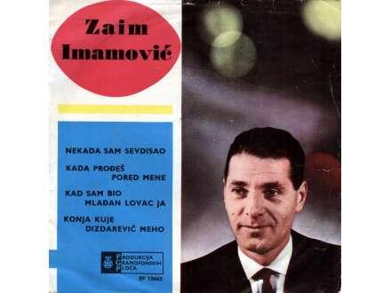 Zaim Imamović - Nekada Sam Sevdisao (EP-SINGL)