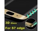 Zakrivljena staklena folija za S6 Edge Plus providna