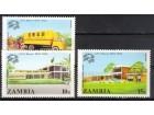 Zambija,100 god UPU 1974.,čisto