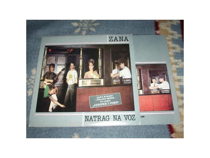 Zana-Natrag Na Voz LP