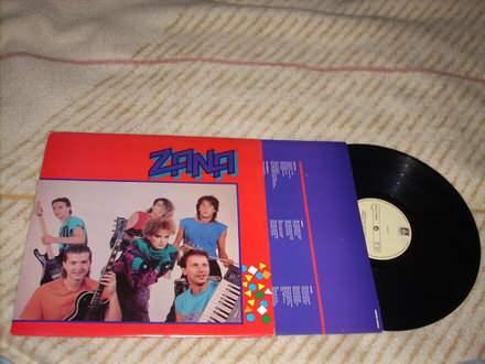 Zana - Zana (Crvene Lale) LP