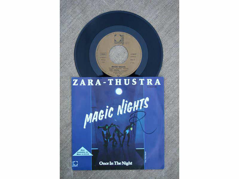 Zara-Thustra - Magic Nights